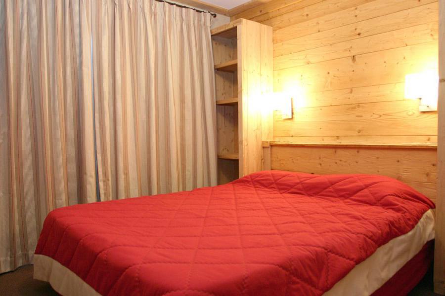 Urlaub in den Bergen Résidence Cortina - Les 2 Alpes - Doppelbett