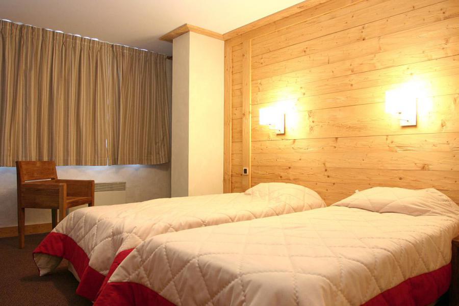 Urlaub in den Bergen Résidence Cortina - Les 2 Alpes - Schlafzimmer