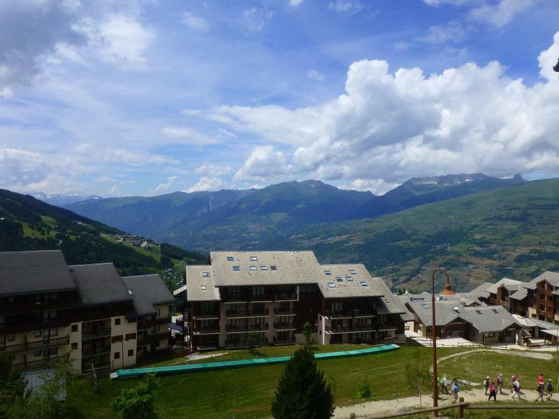 Location au ski Appartement 2 pièces coin montagne 5 personnes (85) - Residence Cret De L'ours - Peisey-Vallandry - Extérieur été