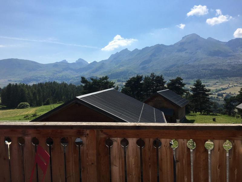 Vacances en montagne Appartement duplex 3 pièces 8 personnes (122) - Résidence Crête du Berger - La Joue du Loup