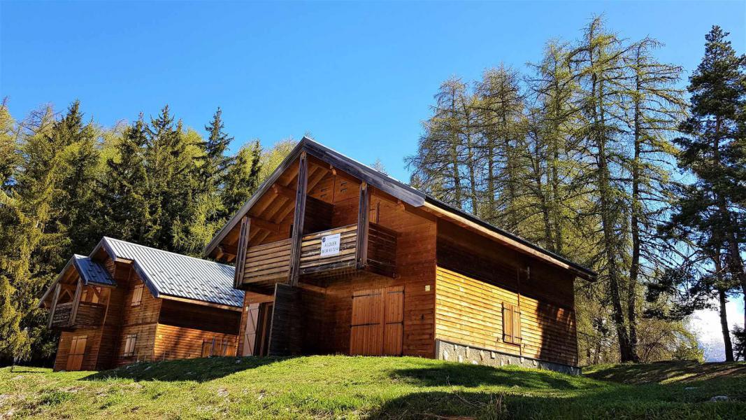 Vacances en montagne Chalet mitoyen 3 pièces 8 personnes (B1) - Résidence Crête du Berger - La Joue du Loup