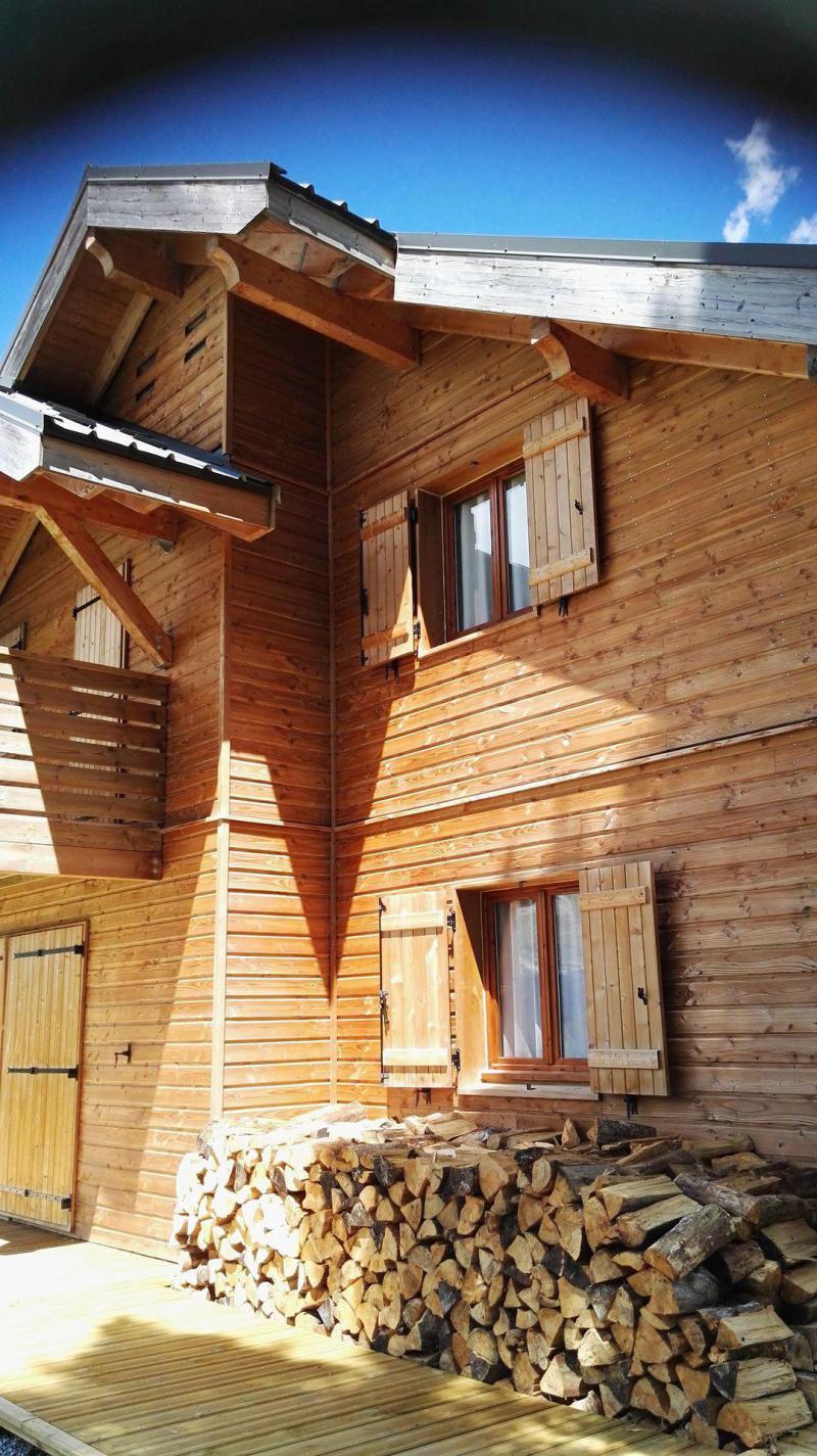 Vacances en montagne Chalet mitoyen 3 pièces 8 personnes (H2) - Résidence Crête du Berger - La Joue du Loup