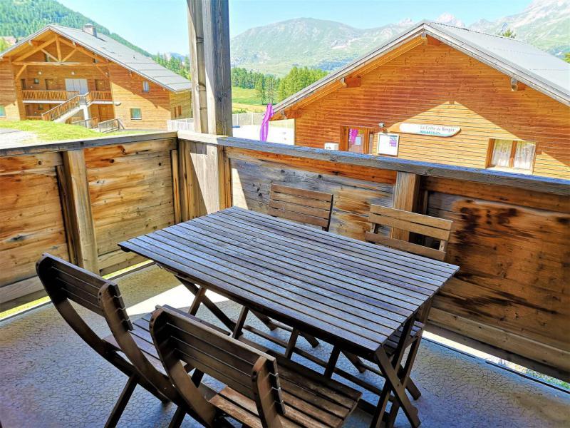 Vacances en montagne Appartement 2 pièces coin montagne 6 personnes (112) - Résidence Crête du Berger - La Joue du Loup