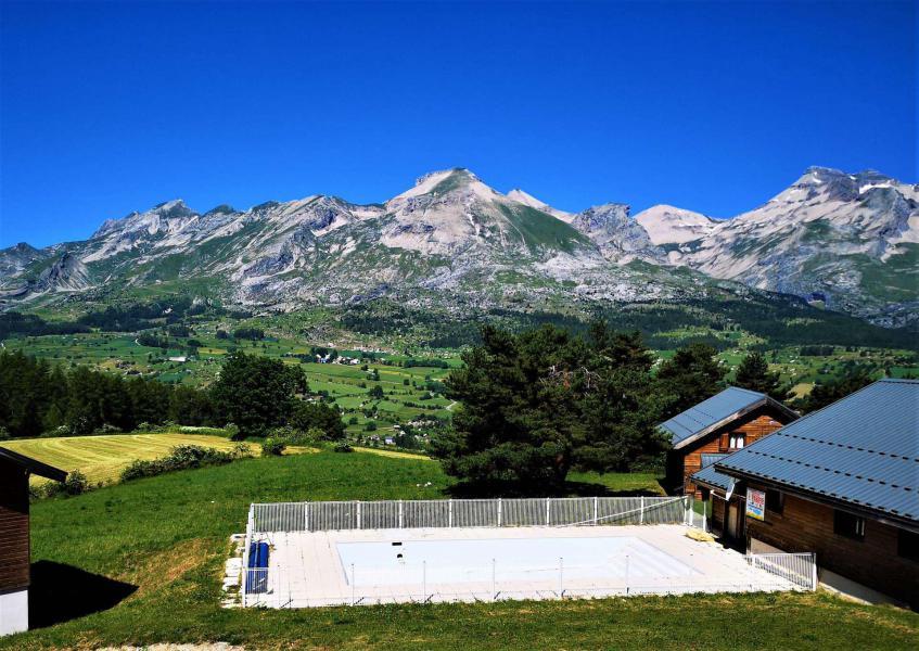 Vacances en montagne Appartement 2 pièces coin montagne 6 personnes (222) - Résidence Crête du Berger - La Joue du Loup