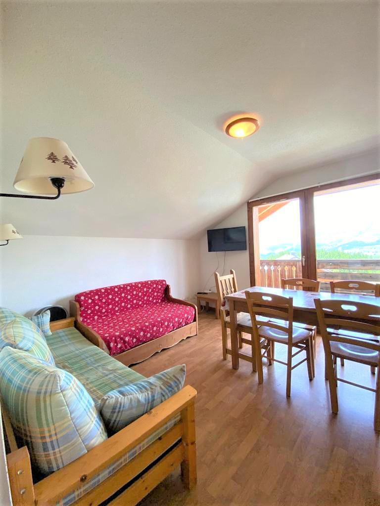 Vacances en montagne Appartement 2 pièces coin montagne 6 personnes (232) - Résidence Crête du Berger - La Joue du Loup