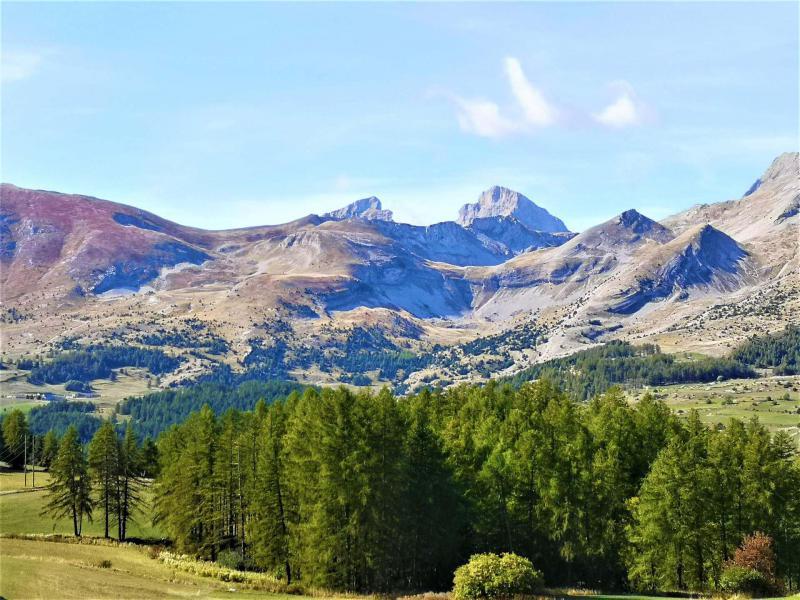 Vacances en montagne Appartement 3 pièces 6 personnes (322) - Résidence Crête du Berger - La Joue du Loup - Extérieur été