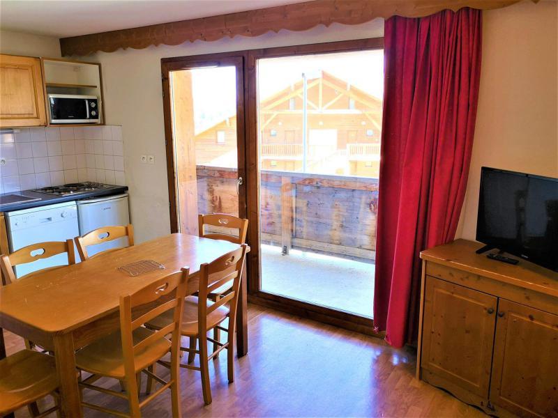 Vacances en montagne Appartement 2 pièces coin montagne 6 personnes (213) - Résidence Crête du Berger - La Joue du Loup