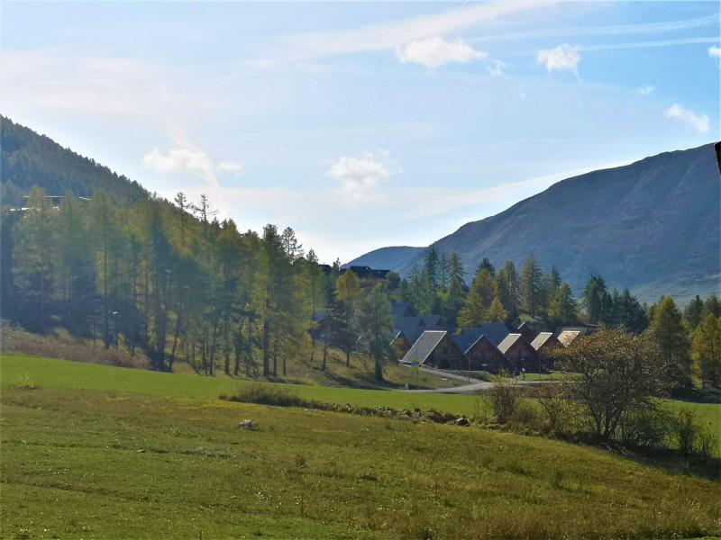 Vacances en montagne Studio coin montagne 4 personnes (402) - Résidence Crête du Berger - La Joue du Loup - Extérieur été