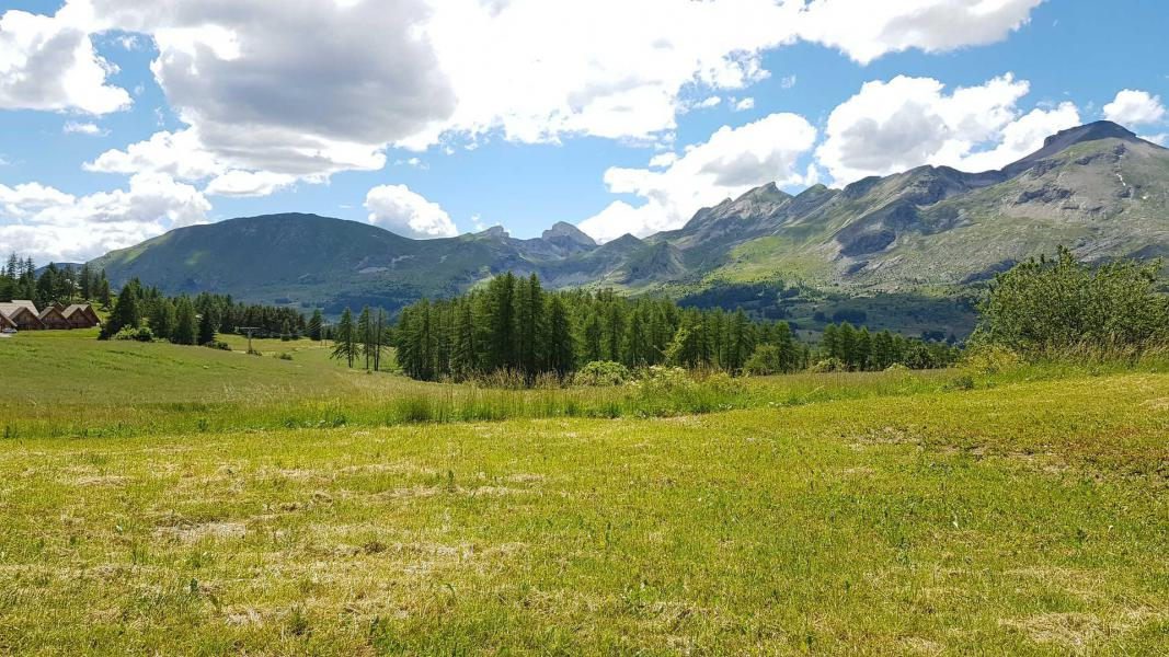 Vacances en montagne Studio cabine 4 personnes (702) - Résidence Crête du Berger - La Joue du Loup