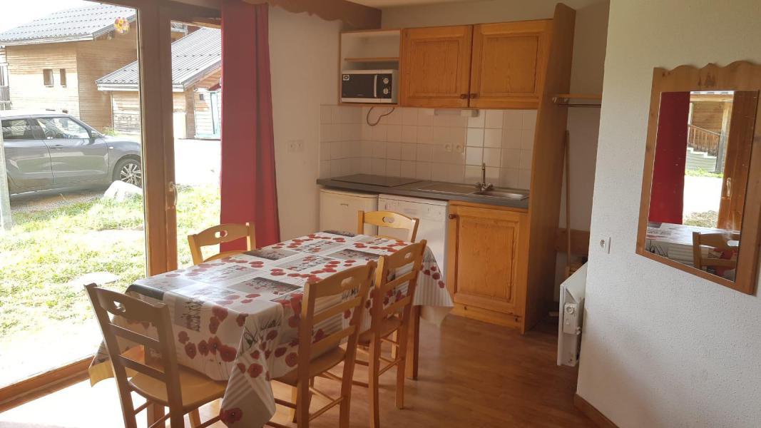 Vacances en montagne Appartement 2 pièces coin montagne 6 personnes (403) - Résidence Crête du Berger - La Joue du Loup
