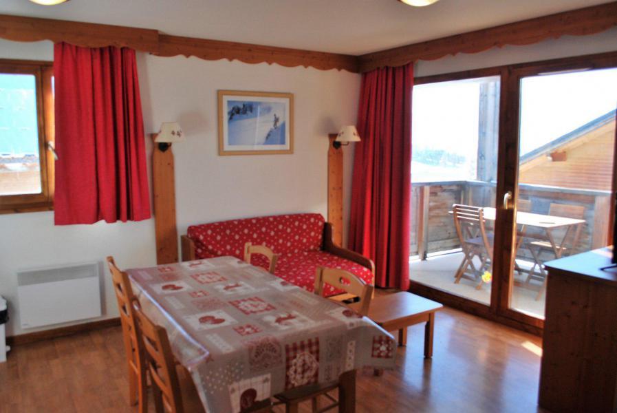 Wakacje w górach Apartament 2 pokojowy z alkową 6 osób (112) - Résidence Crête du Berger - La Joue du Loup - Zakwaterowanie