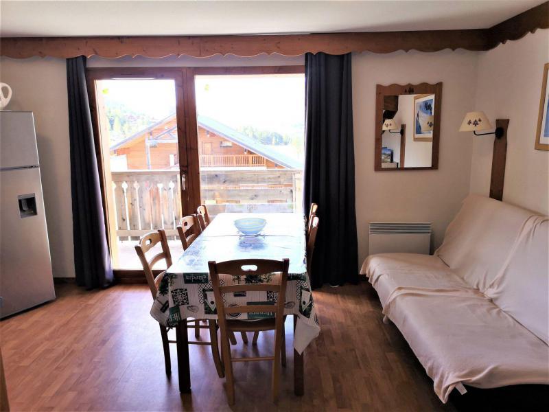 Vacances en montagne Appartement 3 pièces 6 personnes (322) - Résidence Crête du Berger - La Joue du Loup - Coin repas