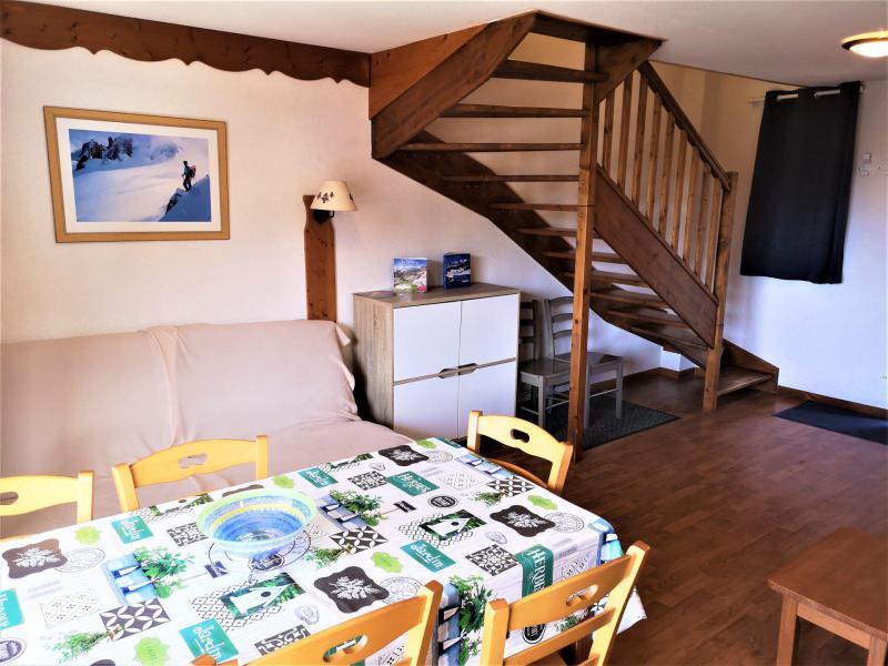 Vacances en montagne Appartement 3 pièces 6 personnes (322) - Résidence Crête du Berger - La Joue du Loup - Séjour