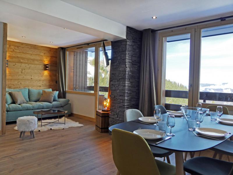 Vacances en montagne Appartement 4 pièces cabine 6 personnes (9091) - Résidence Creux de l'Ours Bleu - Méribel-Mottaret