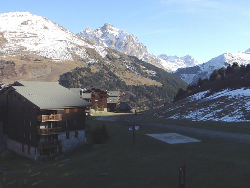 Vacanze in montagna Studio per 4 persone (169) - Résidence Creux de l'Ours Bleu - Méribel-Mottaret