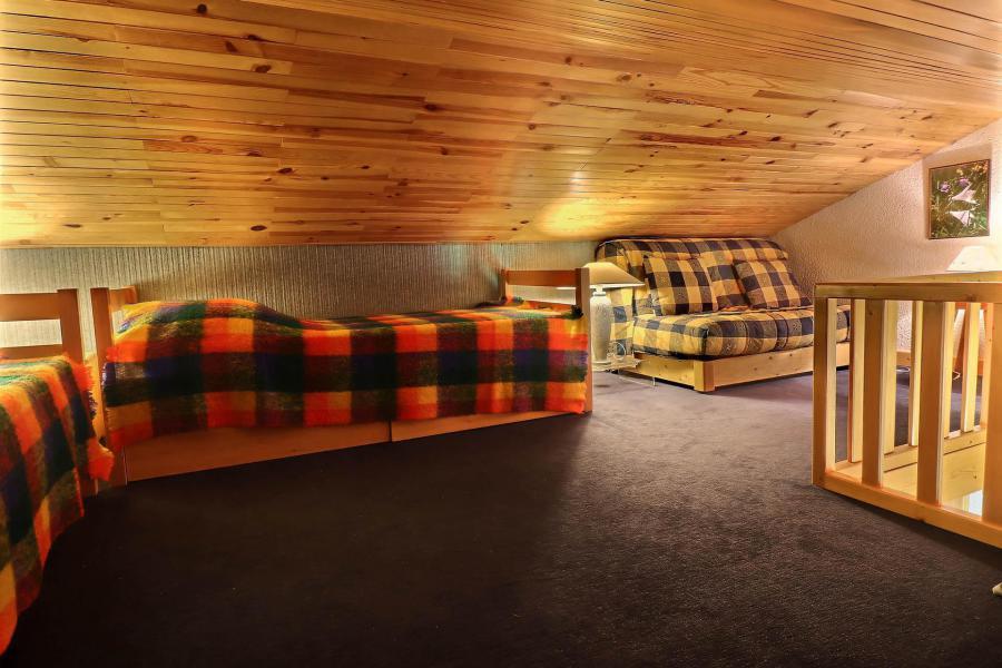 Vacaciones en montaña Apartamento 2 piezas mezzanine para 4 personas (161) - Résidence Creux de l'Ours Bleu - Méribel-Mottaret