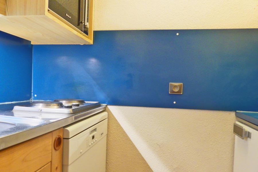 Vacaciones en montaña Estudio -espacio montaña- para 4 personas (138) - Résidence Creux de l'Ours Bleu - Méribel-Mottaret