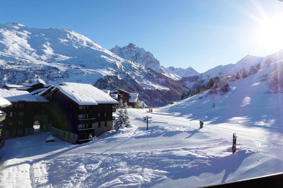 Vacaciones en montaña Estudio para 4 personas (169) - Résidence Creux de l'Ours Bleu - Méribel-Mottaret