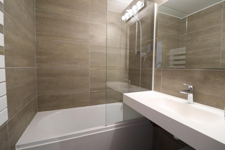 Vacances en montagne Appartement 2 pièces 4 personnes (084) - Résidence Creux de l'Ours Bleu - Méribel-Mottaret - Salle de bains