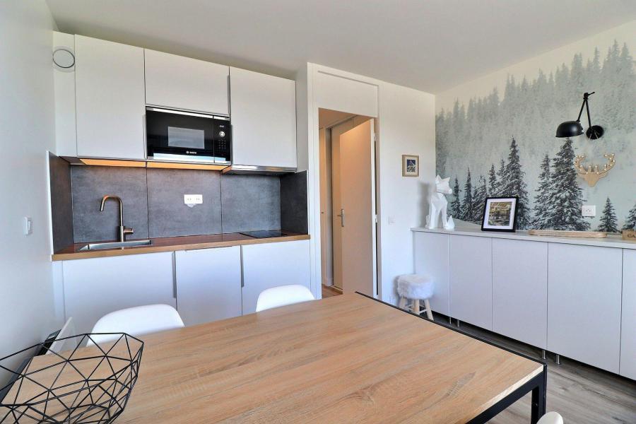 Vacances en montagne Appartement 2 pièces 4 personnes (21) - Résidence Creux de l'Ours Bleu - Méribel-Mottaret - Logement