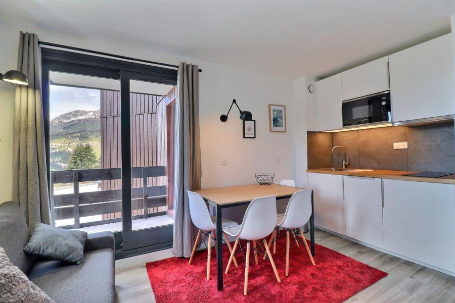 Vacances en montagne Appartement 2 pièces 4 personnes (53) - Résidence Creux de l'Ours Bleu - Méribel-Mottaret - Logement