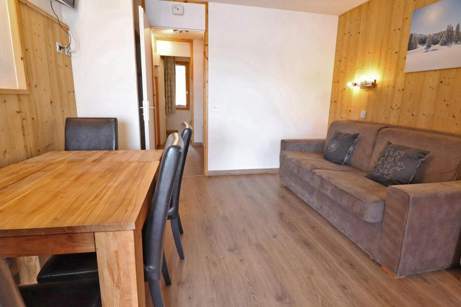Vacaciones en montaña Apartamento 2 piezas para 4 personas (A05) - Résidence Creux de l'Ours Rouge - Méribel-Mottaret