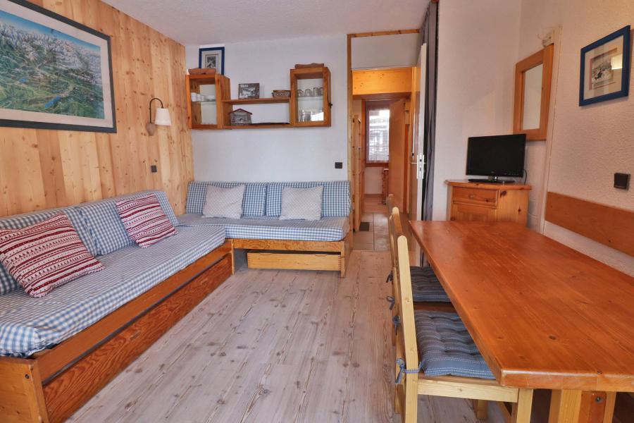 Vacances en montagne Appartement 2 pièces 4 personnes (06) - Résidence Creux de l'Ours Rouge - Méribel-Mottaret