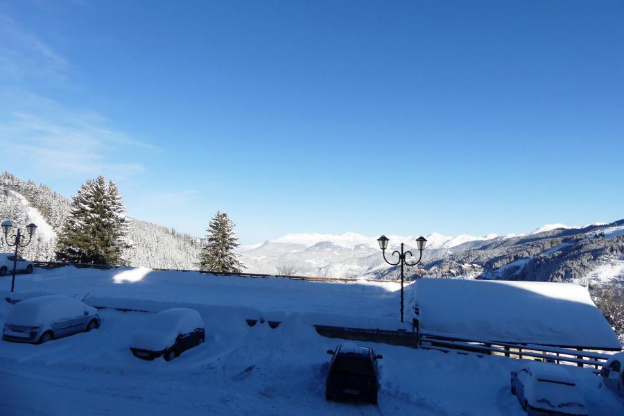 Vacances en montagne Appartement 2 pièces 4 personnes (23) - Résidence Creux de l'Ours Rouge - Méribel-Mottaret