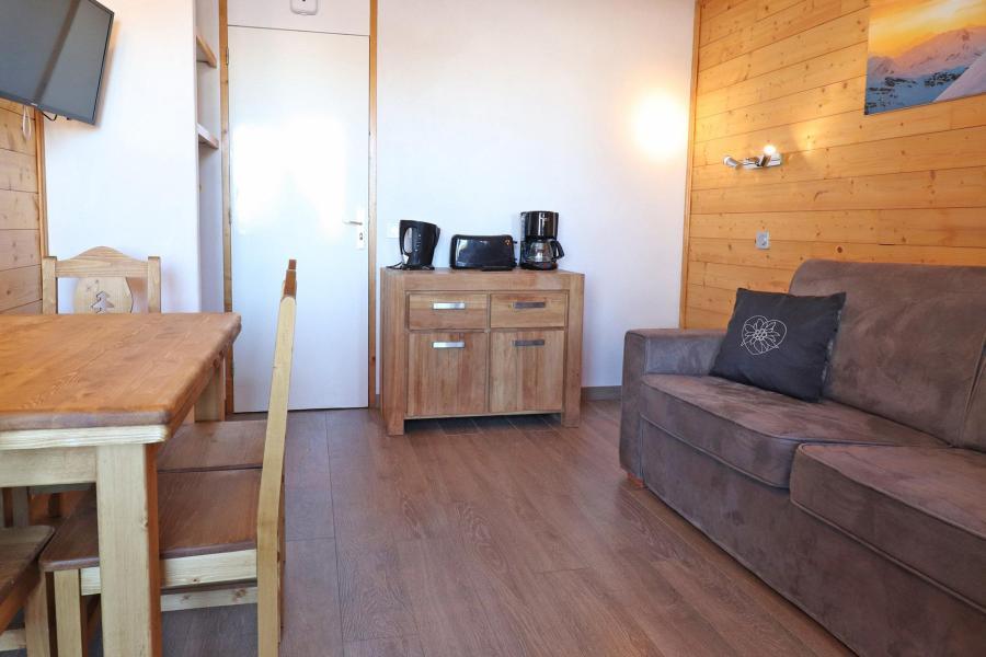 Vacances en montagne Appartement 2 pièces 4 personnes (A16) - Résidence Creux de l'Ours Rouge - Méribel-Mottaret - Séjour