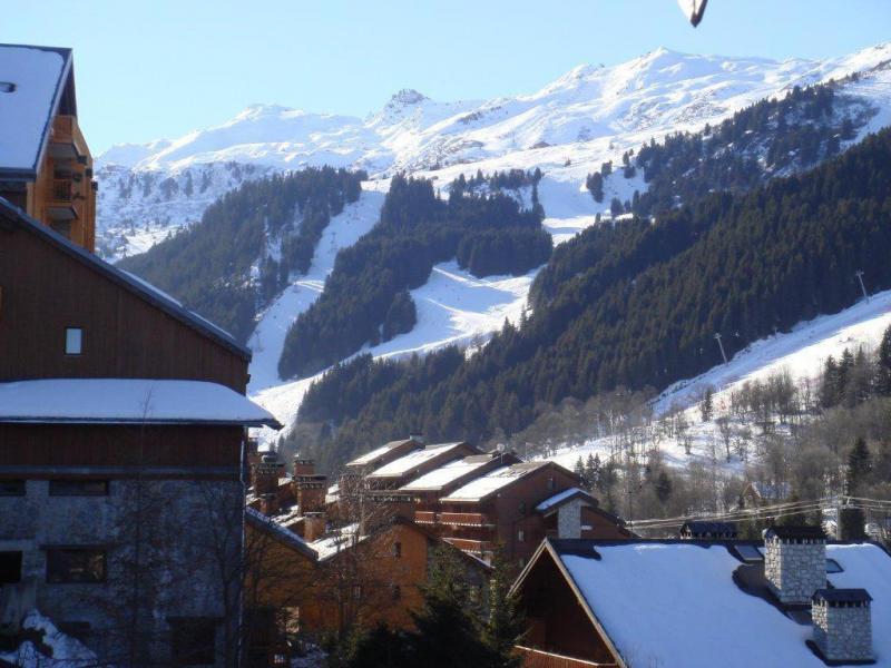Holiday in mountain resort Résidence Cristal - Méribel