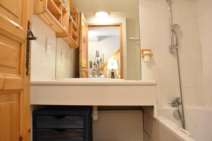 Holiday in mountain resort 3 room duplex apartment 6 people (51) - Résidence Cristal - Méribel
