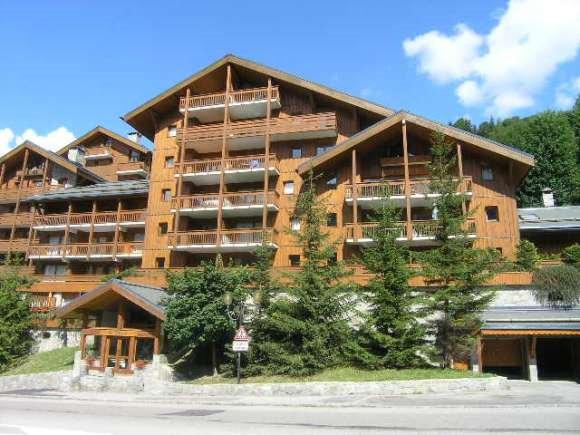 Holiday in mountain resort 3 room apartment 5 people (50) - Résidence Cristal - Méribel