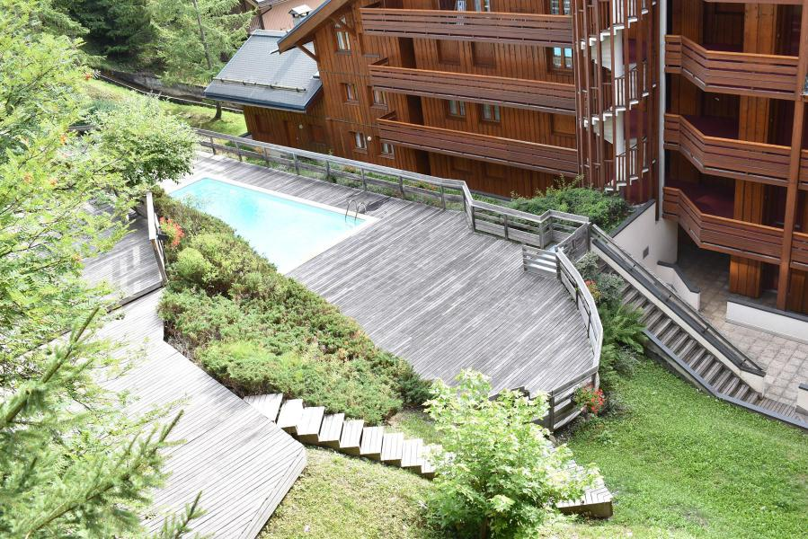 Holiday in mountain resort 3 room apartment 6 people (8) - Résidence Cristal - Méribel