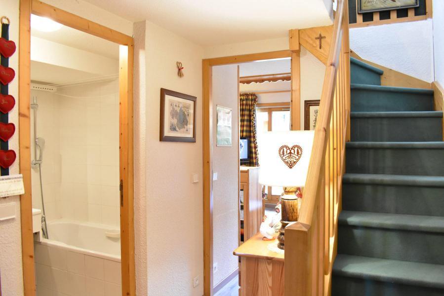 Vacances en montagne Appartement duplex 3 pièces 6 personnes (51) - Résidence Cristal - Méribel - Logement