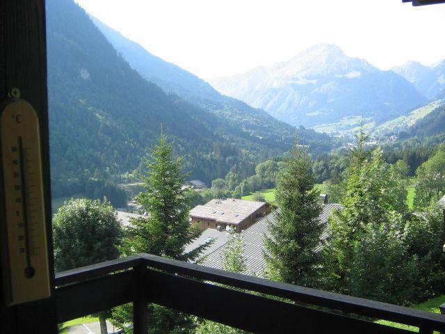 Vacaciones en montaña Estudio -espacio montaña- para 4 personas (16) - Résidence Croix de Savoie - Châtel - Verano