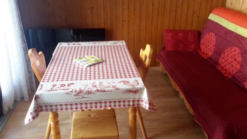 Vacaciones en montaña Estudio -espacio montaña- para 4 personas (16) - Résidence Croix de Savoie - Châtel - Alojamiento