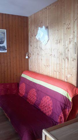 Vacaciones en montaña Estudio -espacio montaña- para 4 personas (16) - Résidence Croix de Savoie - Châtel - Sofá-cama