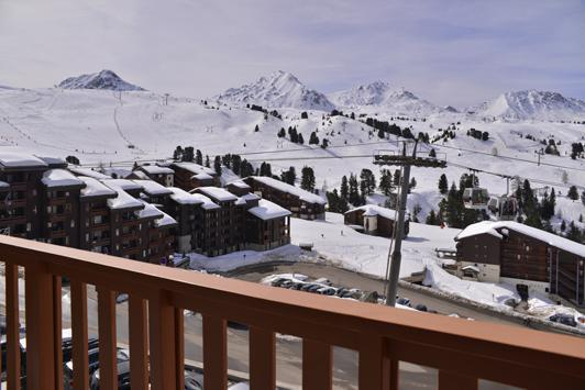 Holiday in mountain resort Studio cabin 4 people (1303) - Résidence Croix du Sud - La Plagne