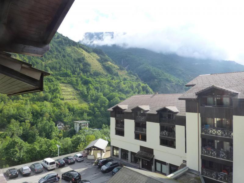 Location au ski Studio coin montagne 4 personnes (1409) - Résidence Cybèle - Brides Les Bains - Extérieur été