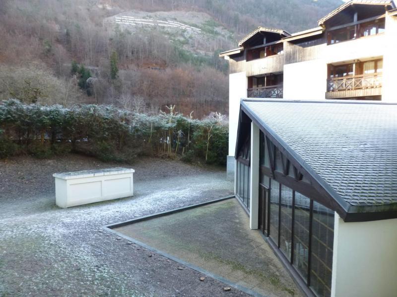Vacances en montagne Studio coin montagne 4 personnes (CYB2111) - Résidence Cybèle - Brides Les Bains