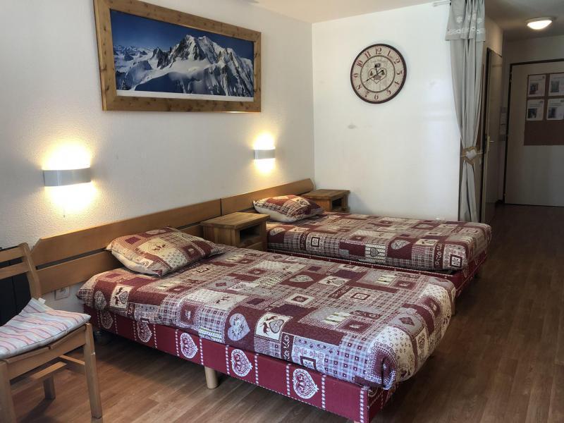 Vacances en montagne Studio coin montagne 4 personnes (1008) - Résidence Cybèle - Brides Les Bains