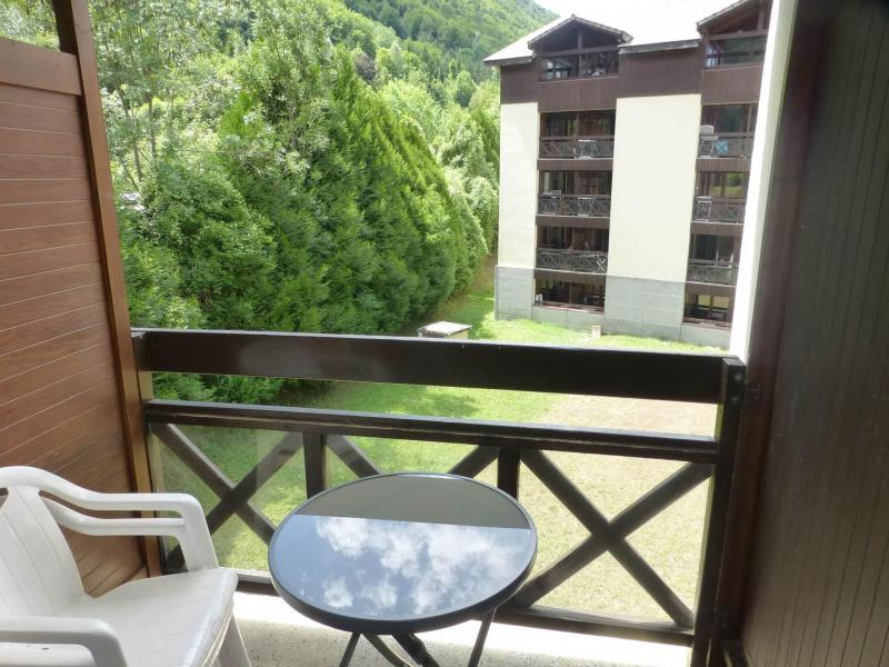 Vacances en montagne Studio coin montagne 4 personnes (1205) - Résidence Cybèle - Brides Les Bains