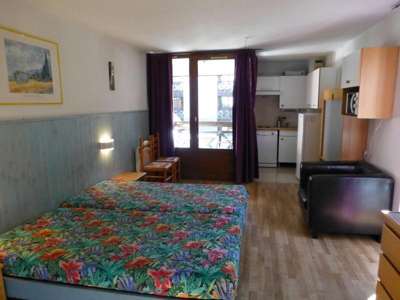 Vacances en montagne Studio coin montagne 4 personnes (1107) - Résidence Cybèle - Brides Les Bains