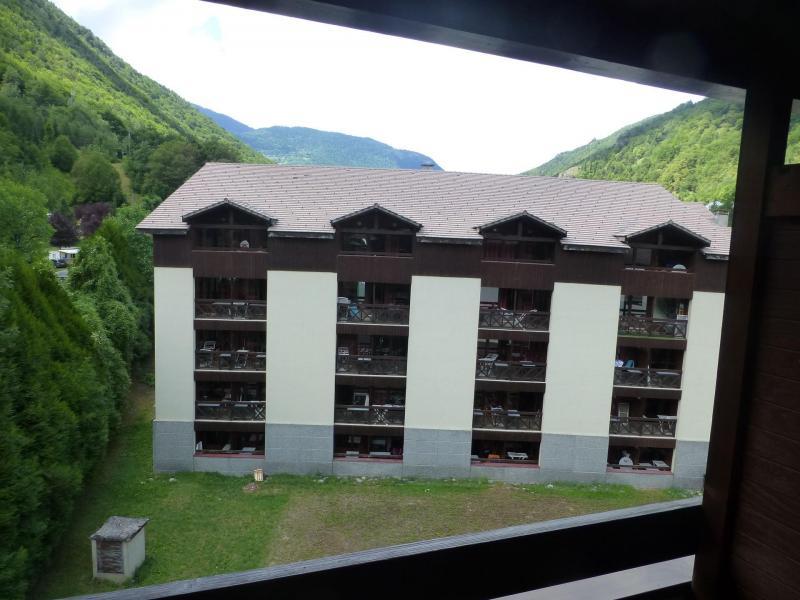 Vacances en montagne Studio coin montagne 4 personnes (1406) - Résidence Cybèle - Brides Les Bains