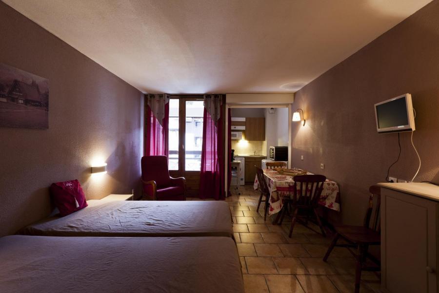 Vacances en montagne Studio coin montagne 4 personnes (2308) - Résidence Cybèle - Brides Les Bains