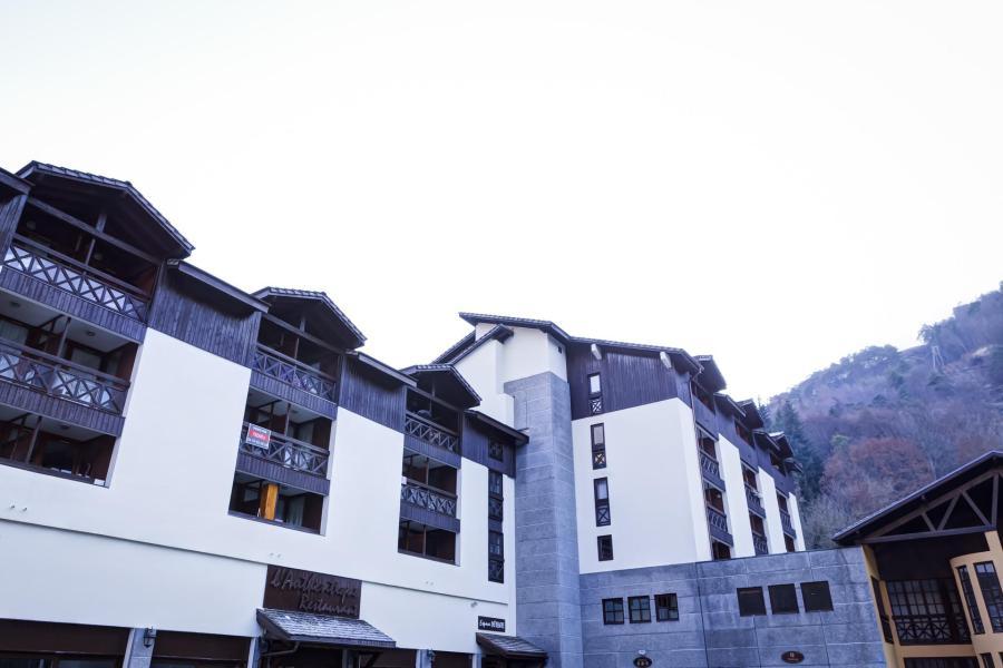 Vacances en montagne Résidence Cybèle - Brides Les Bains