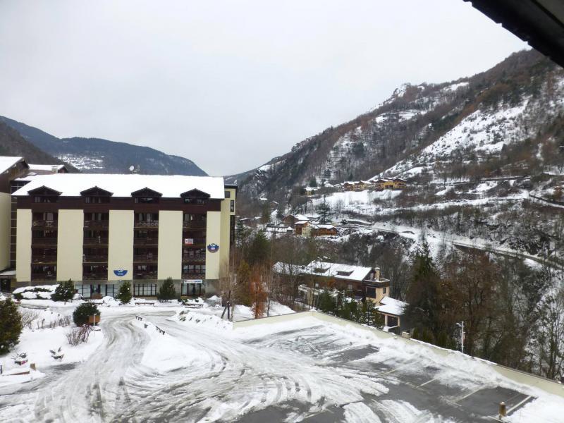 Vacances en montagne Studio coin montagne 4 personnes (3207) - Résidence Cybèle - Brides Les Bains