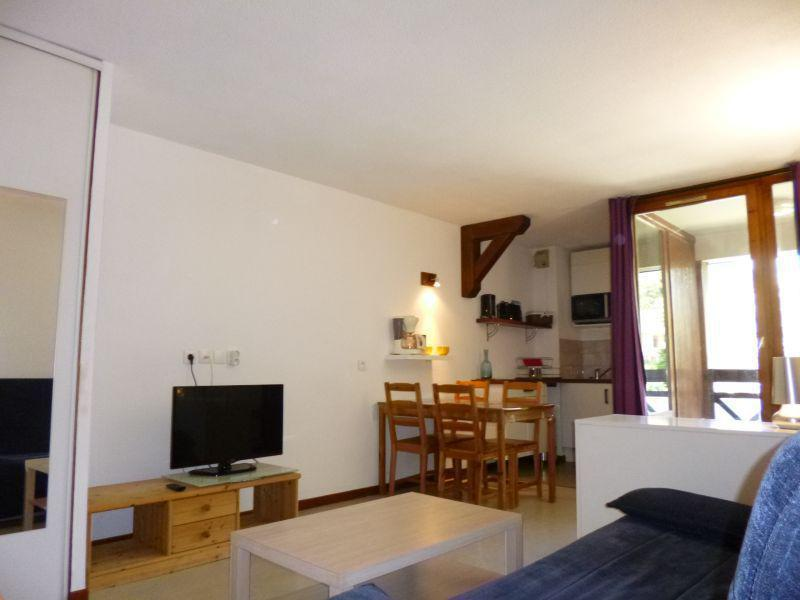 Vacances en montagne Studio coin montagne 4 personnes (2305) - Résidence Cybèle - Brides Les Bains