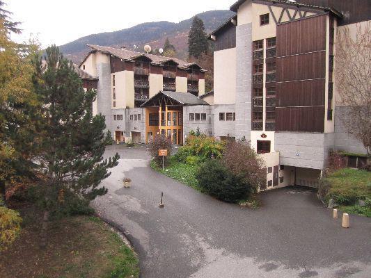 Vacances en montagne Studio coin montagne 4 personnes (CYB112) - Résidence Cybèle - Brides Les Bains
