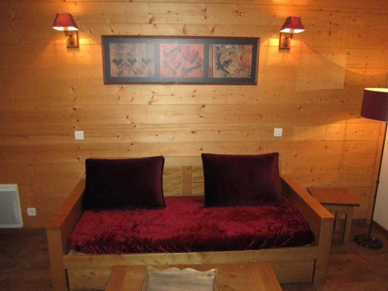 Vacances en montagne Studio coin montagne 4 personnes (222) - Résidence Cybèle - Brides Les Bains